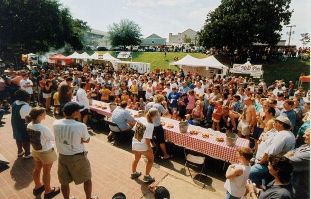 Cajun Food Festival Lydia